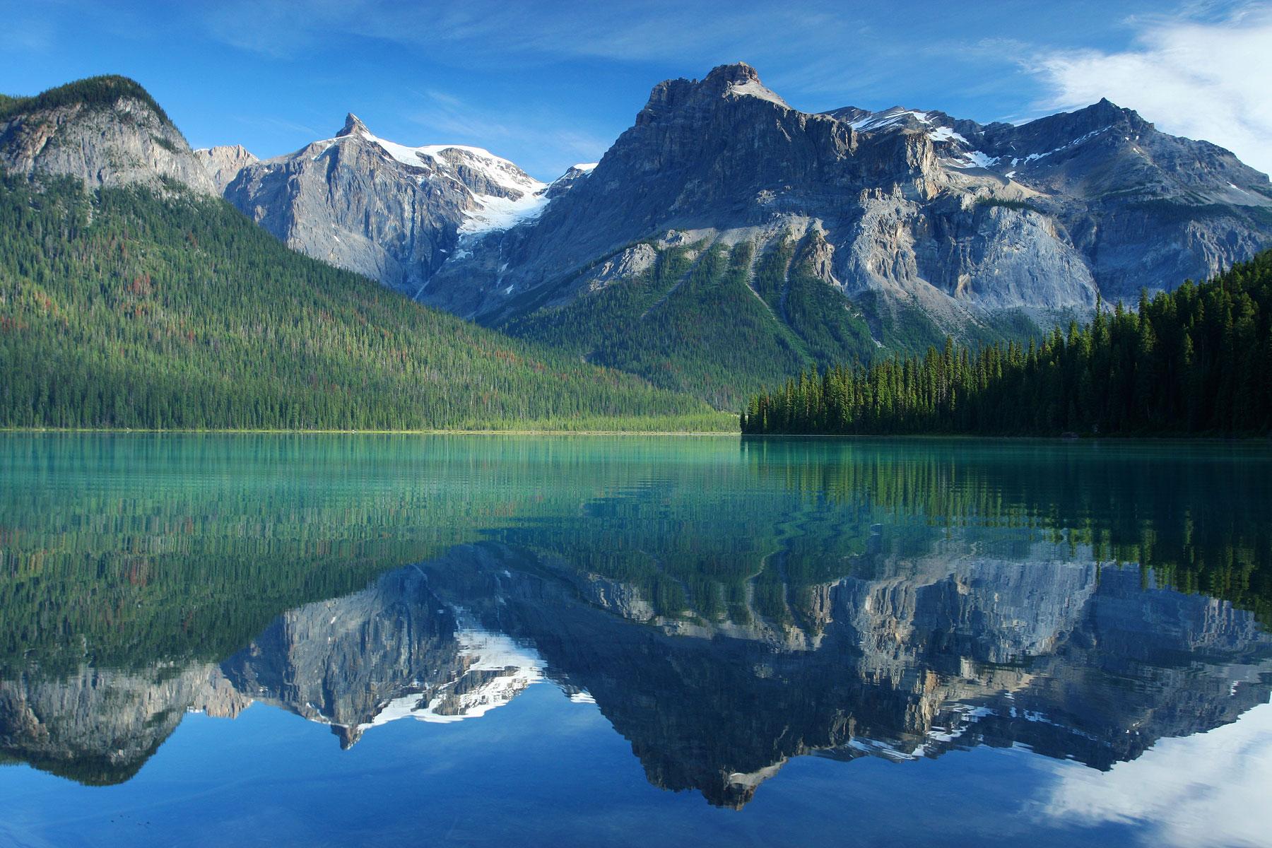 Kanada'nın Doğal Güzellikleri