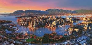 vancouver şehri